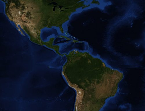 Major Network Upgrade between Brazil and United States
