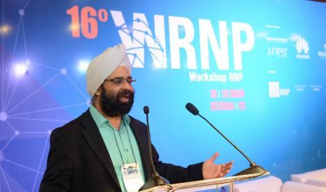WRNP Inder Monga