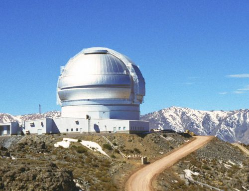 Gemini-South Telescope