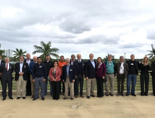 South American Astronomy Coordination Committee (SAACC) Meeting Spring 2017