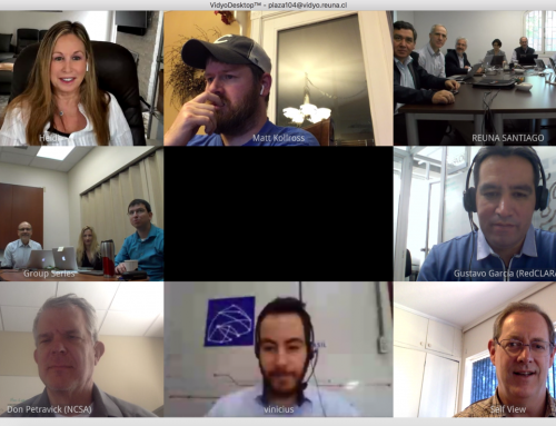 South American Astronomy Coordination Committee (SAACC) Meeting Fall 2017