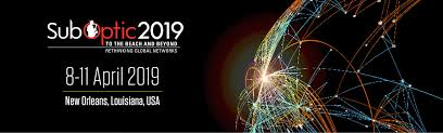 SubOptic Conference 2019 – Research Education Collaboration